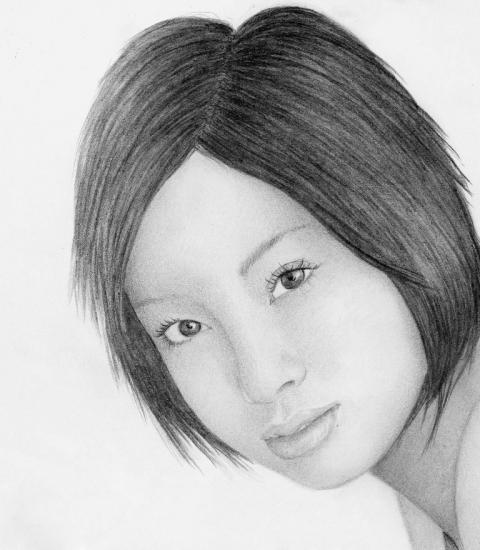 Aya Ueto par Anette